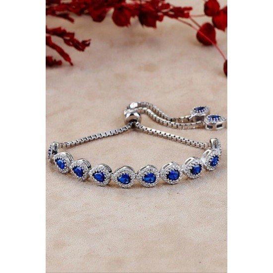 Dewdrops bracelet - original silver plated 925