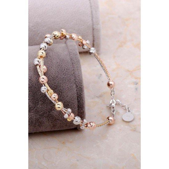 Dorissa bracelet - original silver plated 925