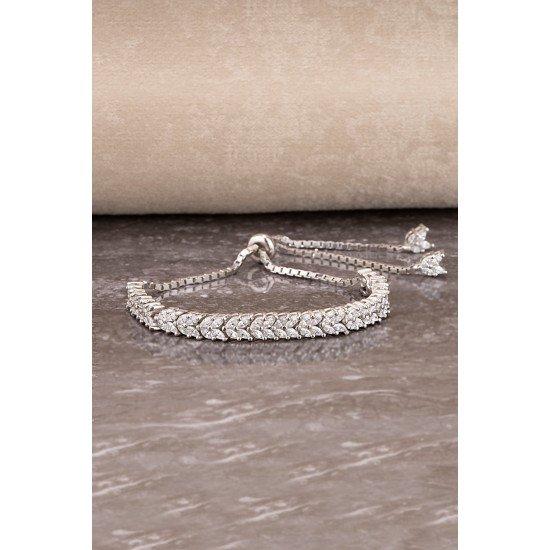 spike Bracelet - Genuine Silver 925