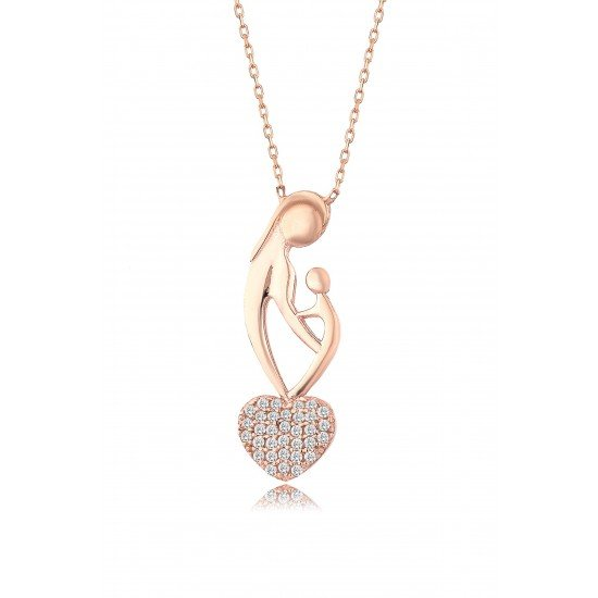 Mother's necklace - original silver 925